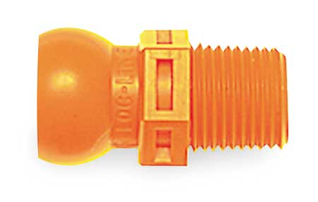 Connector, 3/8 In, Pk4