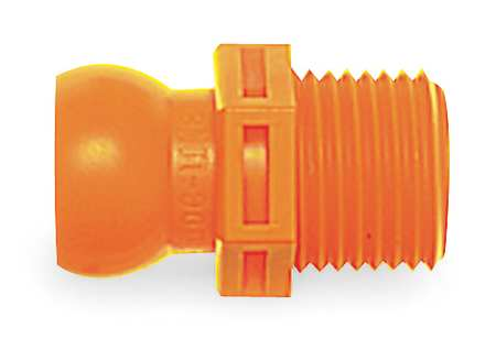 Connector, 1/2 In, Pk4