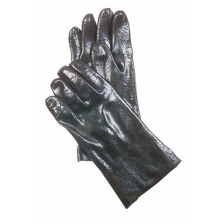 """Chemical Resistant Glove, 12"""" L, Sz L, PR"""
