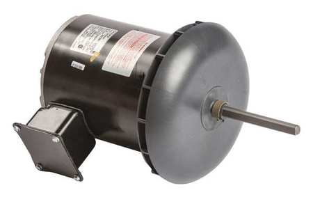 Condenser Fan Motor, 5/8 HP, 1075 rpm, 60Hz