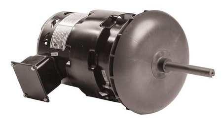Condenser Fan Motor, 1-1/2HP, 1120rpm, 60Hz