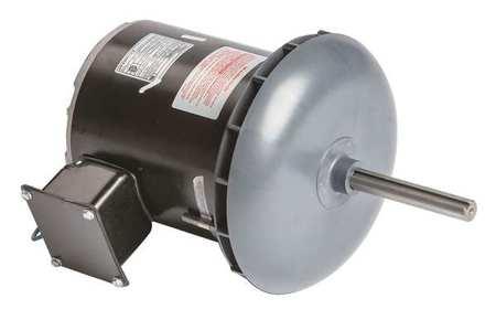Condenser Fan Motor, 5/8 HP, 1075 rpm, 60Hz