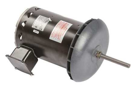 Condenser Fan Motor, 7/8 HP, 1075 rpm, 60Hz