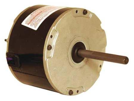 Motor, PSC, 1/6 HP, 1075, 208-230V, 48Y, TEAO