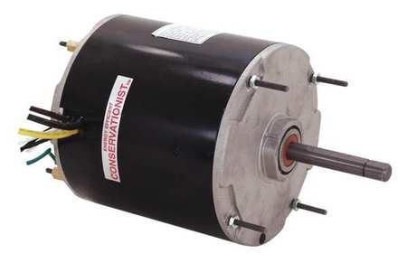 Condenser Fan Motor, 1/2 HP, 1050 rpm, 60Hz