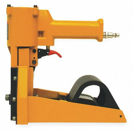 Air Hand Clinch Stapler, Roll, 1-3/8 In