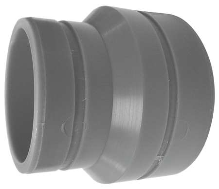 "2"" x 1-1/2"" No Hub Reducing Bushing Sch 40"