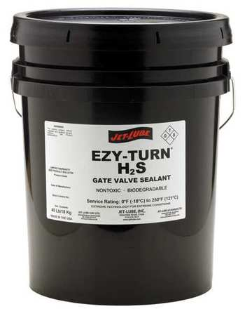 Plug Valve Sealant, EZY-TURN(R) #5, 10 lb