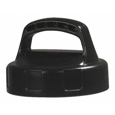 Storage Lid, HDPE, Black