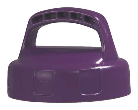 Storage Lid, HDPE, Purple