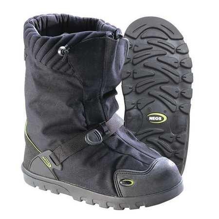 Winter Boots, Mens, 13M, Buckle, Plain, PR