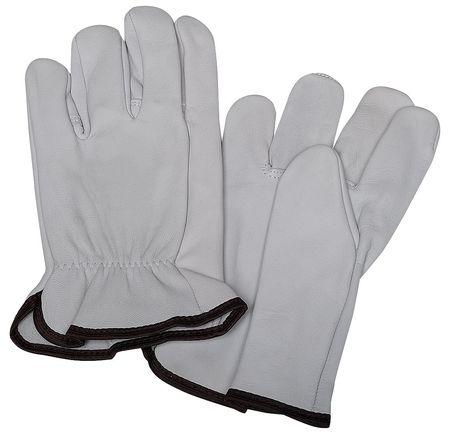 Elec. Glove Protector, 8, White, PR