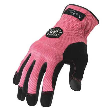 Mechanics Gloves, Pink, M, PR