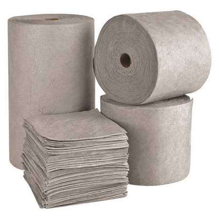 Absorbent Pads, 18 In. L, PK100