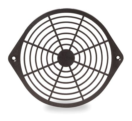 Fan Guard, Fan Size 6-3/4In