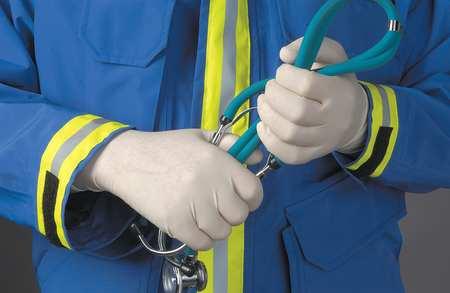 Textured Fingertip Medical Exam Gloves