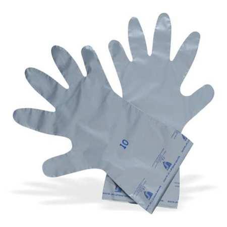 Chemical Resistant Glove, 2.7 mil,  PK10