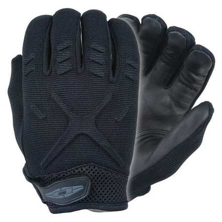 Law Enforcement Glove,2XL,Black,PR