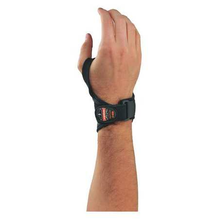 Wrist Support, L, Right, Gray