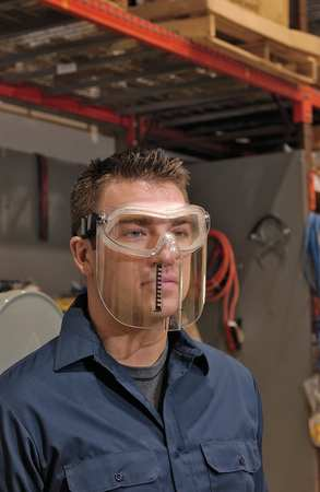 3M Clear Protective Goggles,  Anti-Fog