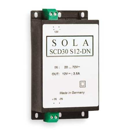 Encapsulated Industrial DC-to-DC Converters