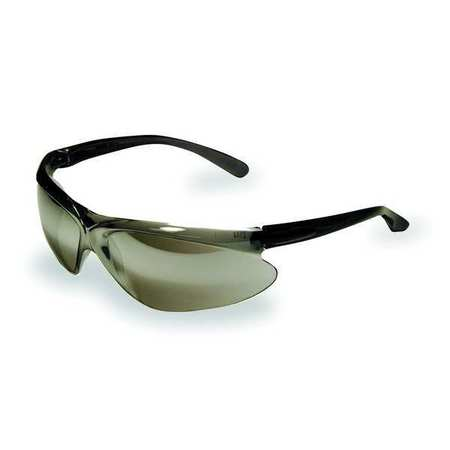 Honeywell Silver Mirror Safety Glasses,  Scratch-Resistant