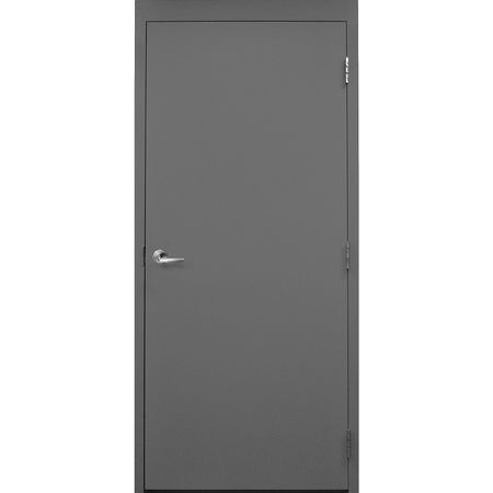 Noise Reduction Door Cylindrical