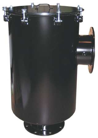 Inlet Filter, 6 In Flange, 1100 Max CFM
