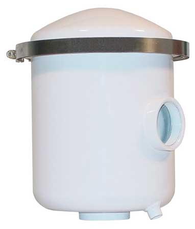 Pneumatic Oil Filter, 2 In. FNPT, 125 cfm