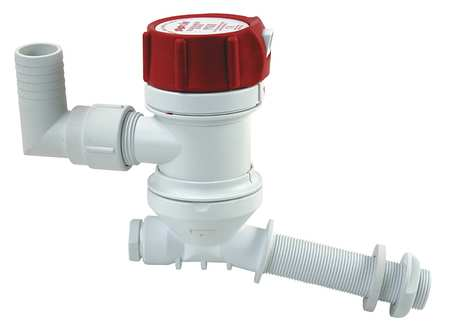Pump,  3/4 MNPT Angled,  4.2A