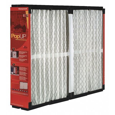 Pop-Up Media Air Filter 20H X 25W