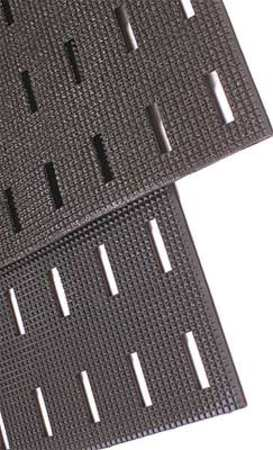 Drainage Mat, Black, 4 ft.x6 ft.