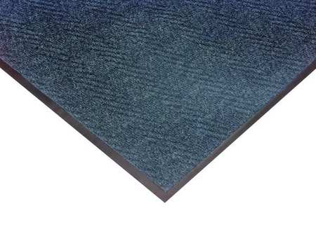 Carpeted Runner, Blue, 3ft. x 10ft.