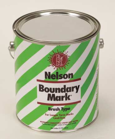 Boundary Marking Paints Green 1 Gal