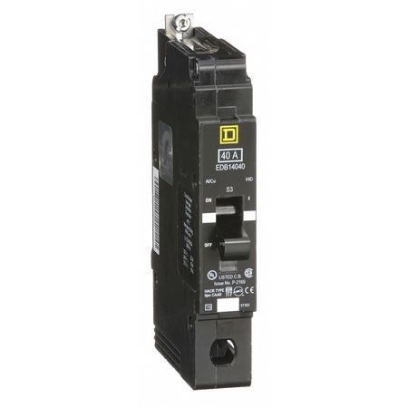1P Standard Bolt On Circuit Breaker 40A 277VAC