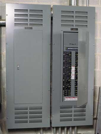 Panelbrd Interior, 250A, 480Y/277VAC