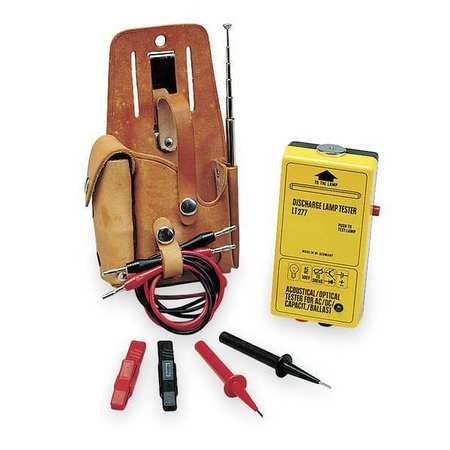 Gas Lamp Tester, Up To 500 AC/DC