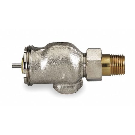 Thermostatic Radiator Valve, Size 3/4 In.