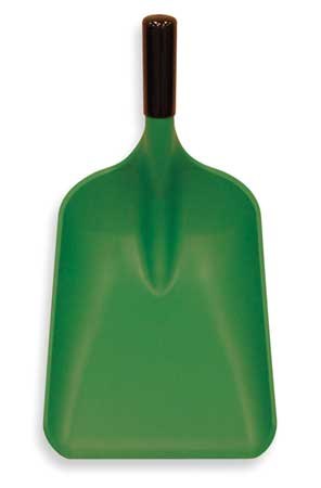 Industrial Shovel Blade, 10-1/2, Green