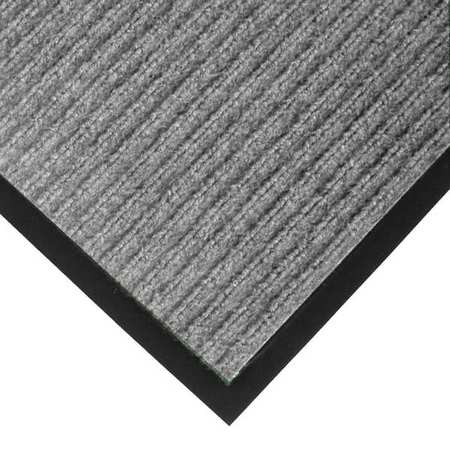 Carpeted Entrance Mat, Gray, 2ft. x 3ft.