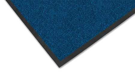 Carpeted Entrance Mat, Navy, 3ft. x 5ft.