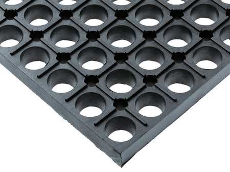 Drainage Mat, Black, 2 ft.x3 ft.