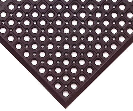 Drainage Mat, Black, 3 ft.x5 ft.
