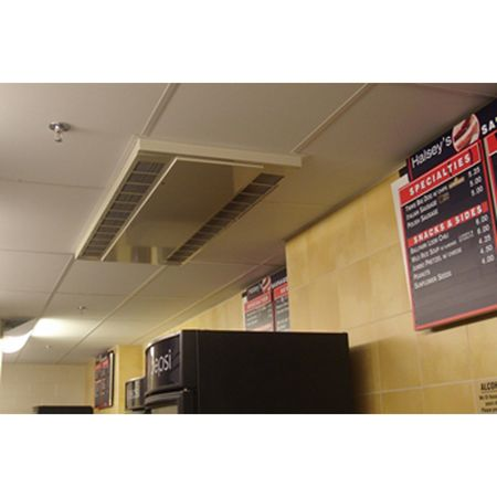 Qmark Electric Cabinet Unit Heater, 1 or 3-Phase, 480/277V ...