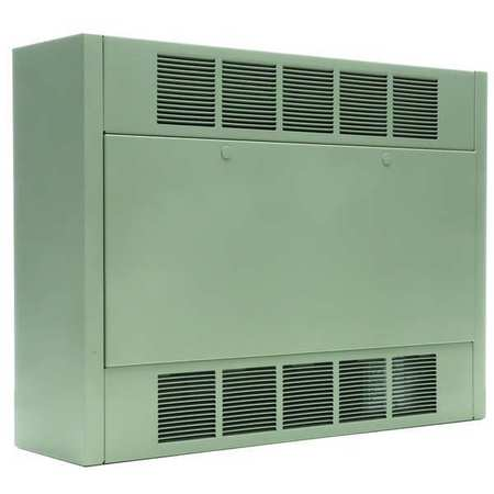 Electric Cabinet Unit Heater,  1 or 3-Phase,  480/277V