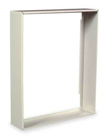 Mounting Frame, Semi Recessed 2 In, Bronze