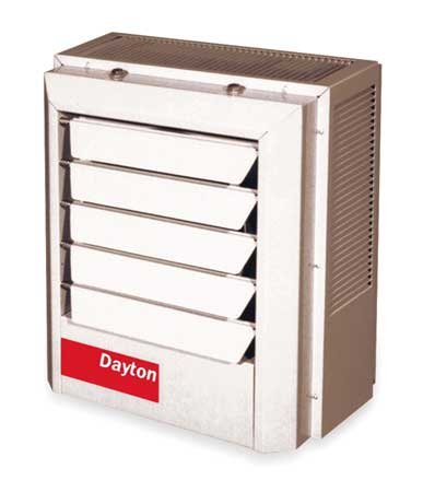 15kW Electric Unit Heater,  1 or 3-Phase,  208V