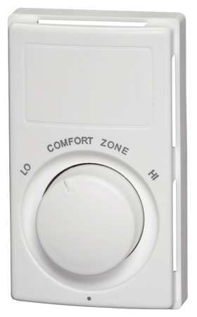 Thrmostat, Wall, 120/208/240/277, Bsbrd Htr