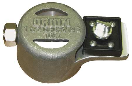 Mechanical Joint Grooving Tool, 2 In