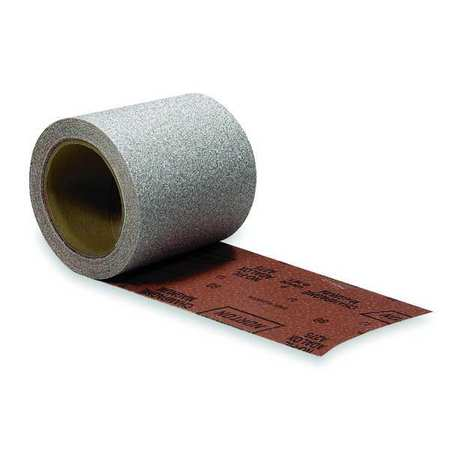 "Abrasive Roll, 2-3/4""Wx135 ft. L, 220G, Tan"